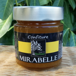 Confiture mirabelle 250 grs