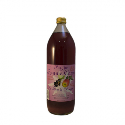 jus pomme cassis