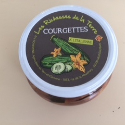 courgettes a l' italienne 400gr
